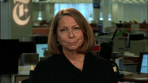"Tavis Smiley -- ""NYT"" exec editor Jill Abramson"