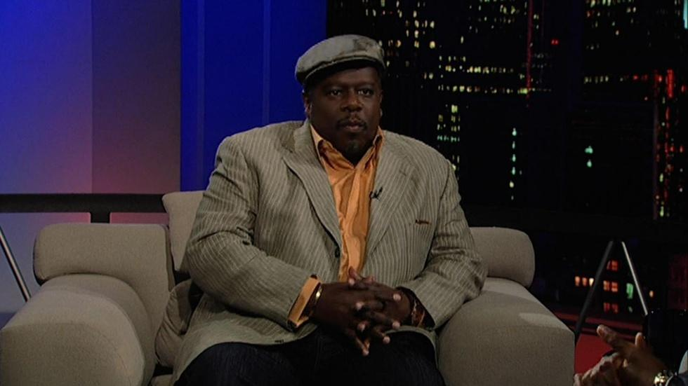 Comedian-actor Cedric the Entertainer image