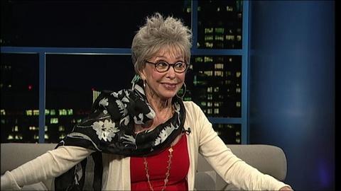 Tavis Smiley -- Actress Rita Moreno, Part 1
