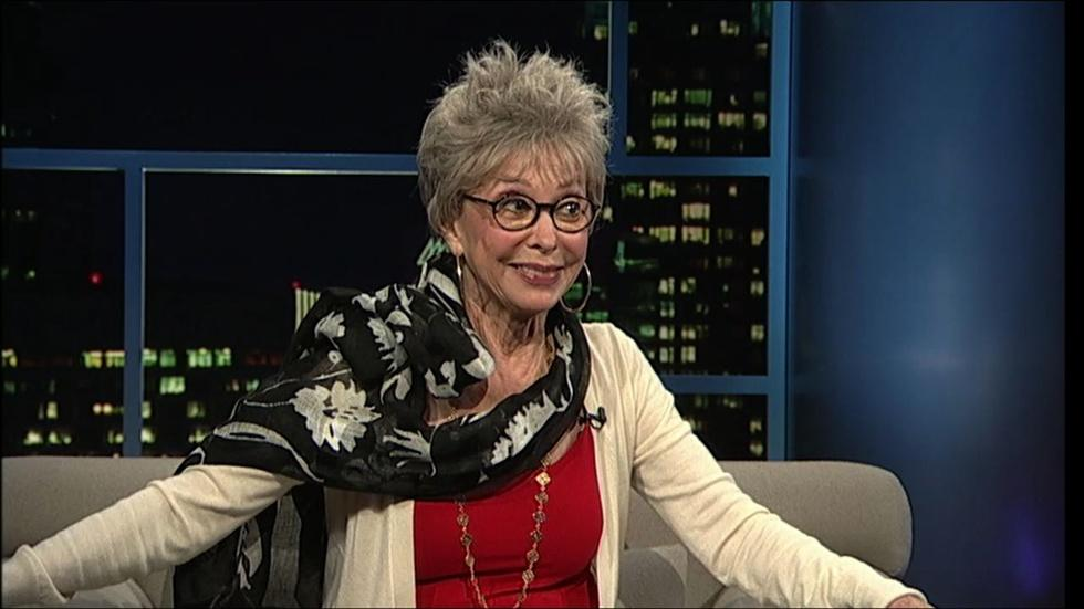 Actress Rita Moreno, Part 1 image