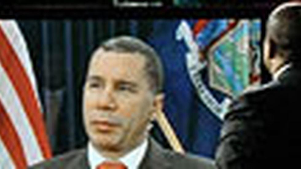 Gov. David Paterson: Wednesday, 12/9/09 image