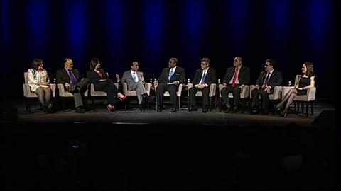 Tavis Smiley -- Latino Nation – Panel discussion, Part 1
