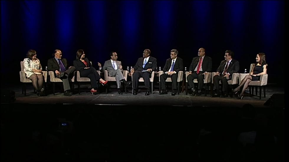 Latino Nation – Panel discussion, Part 1 image