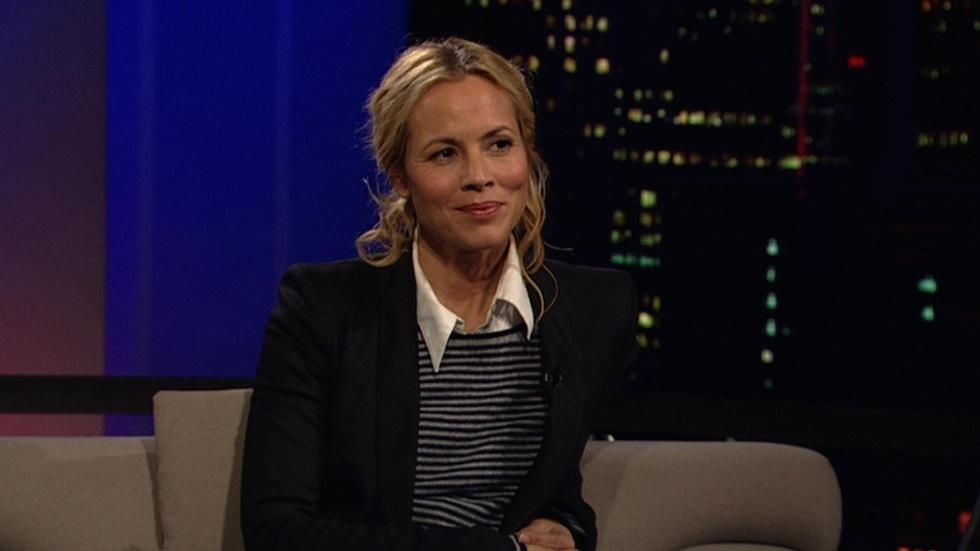 Actress Maria Bello image