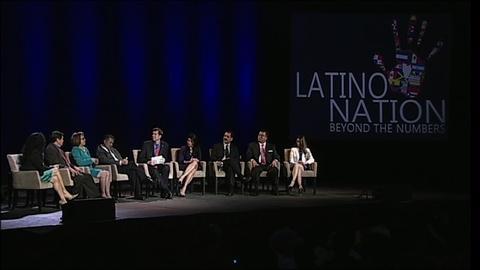 Tavis Smiley -- Latino Nation – Panel discussion, Part 3