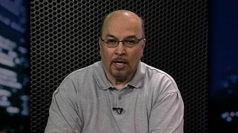 Tavis Smiley -- Professor Mansour El-Kikhia