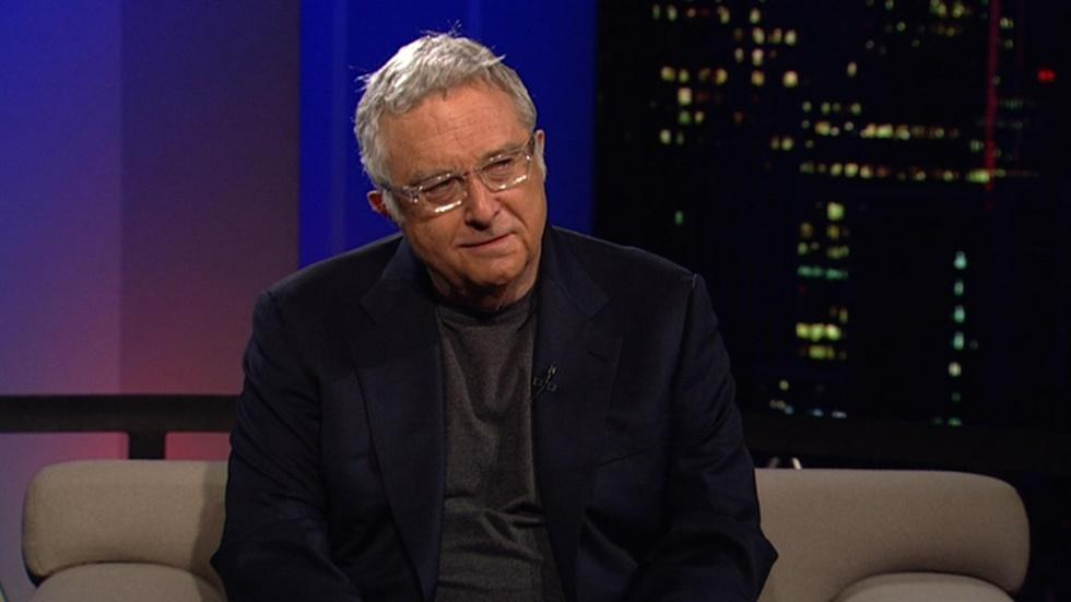 Composer-songwriter Randy Newman image