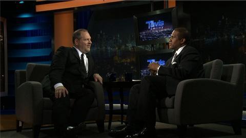 Tavis Smiley -- Movie executive Harvey Weinstein