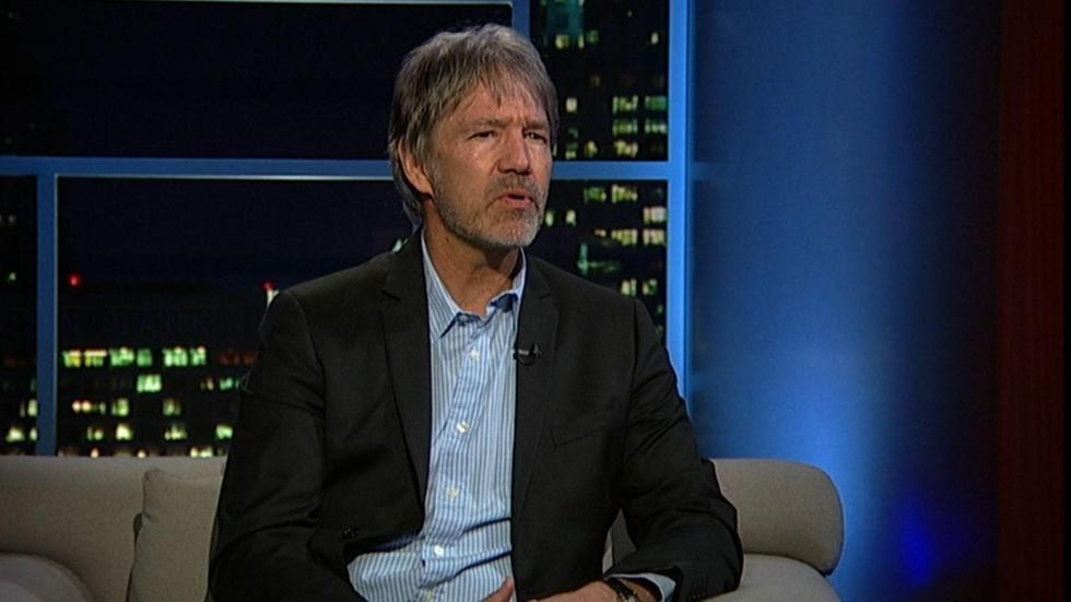 Emmy-winning writer-producer David E. Kelley image