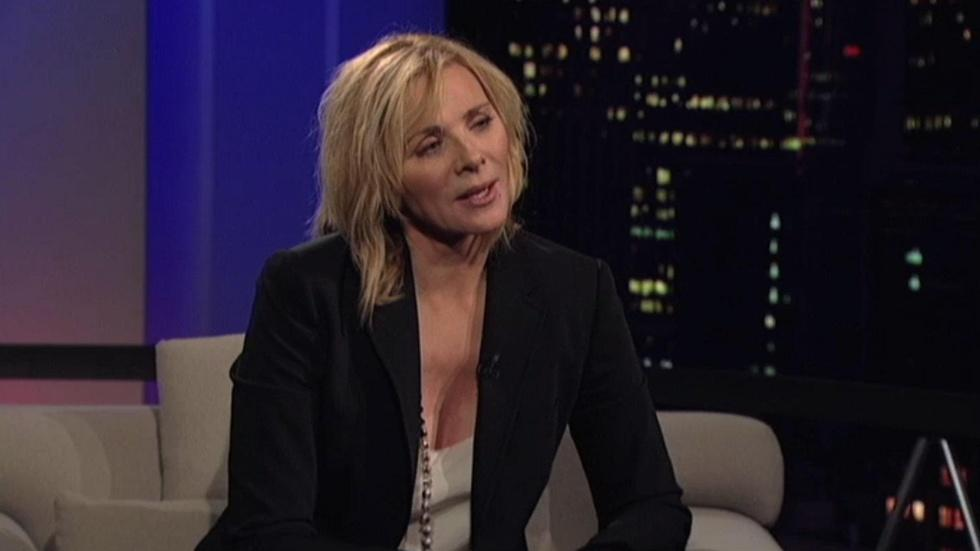Actress Kim Cattrall image