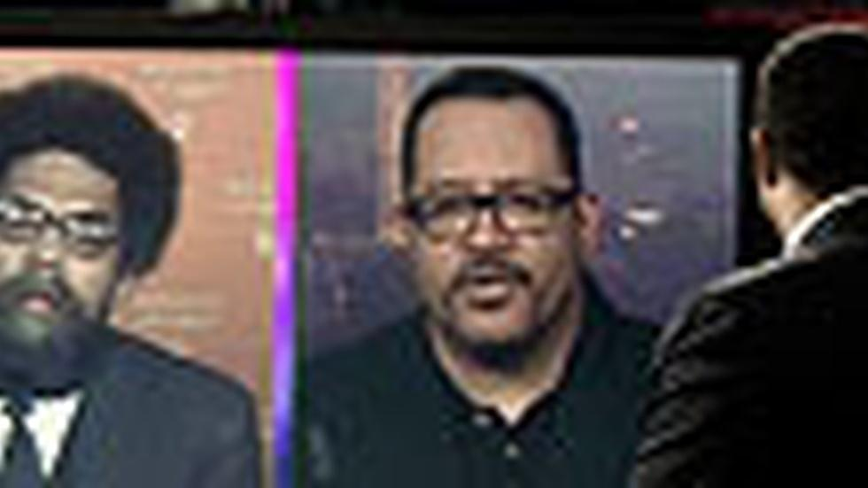 Dr. Michael Eric Dyson & Dr. Cornel West: 6/30 image