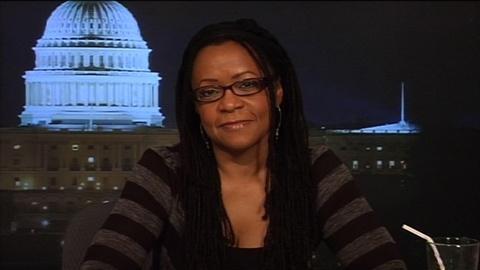 Tavis Smiley -- Journalist Donna Britt