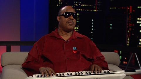 Tavis Smiley -- Stevie Wonder: 1/17