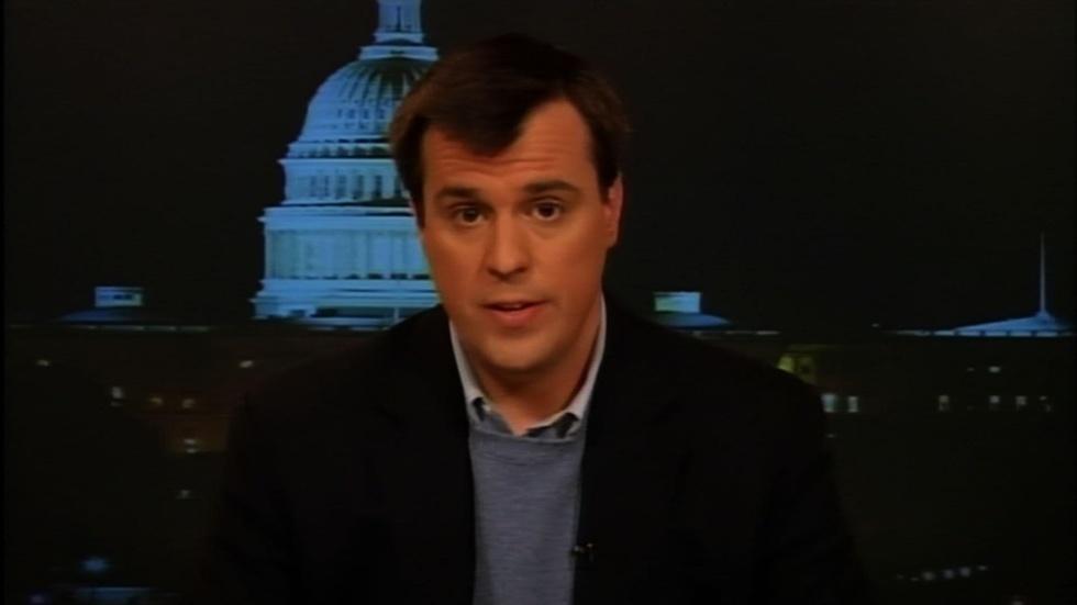 Political reporter Jonathan Martin image