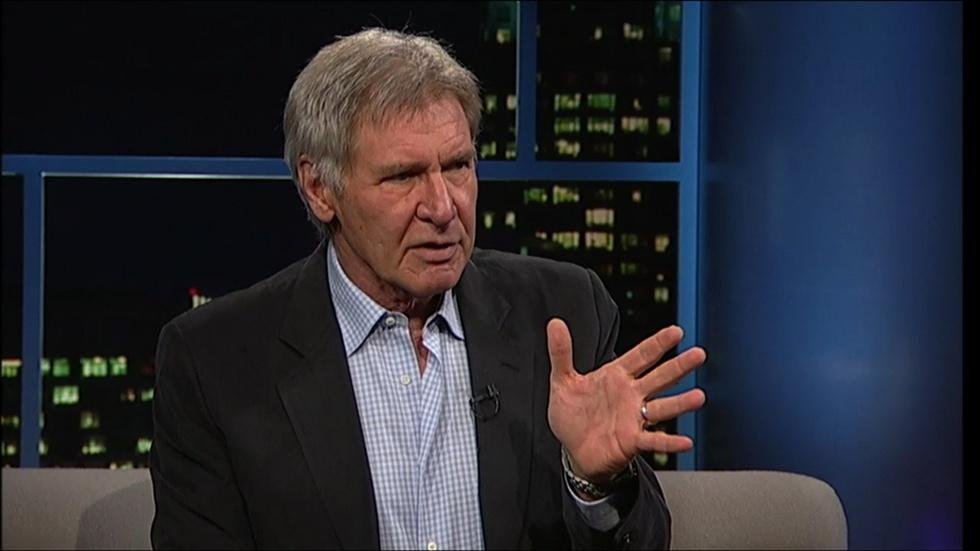 Actor Harrison Ford image