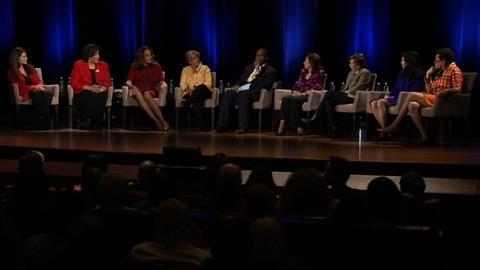 Tavis Smiley -- Made Visible : Women, Children & Poverty in America -...