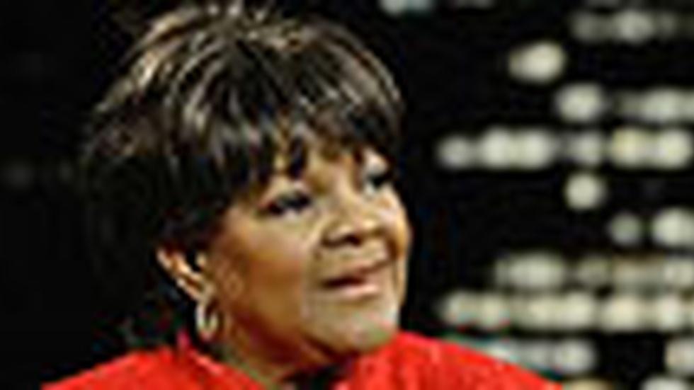 Shirley Caesar: Wednesday, 12/16/2009 image