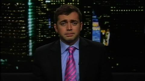 Tavis Smiley -- Investigative journalist Michael Hastings