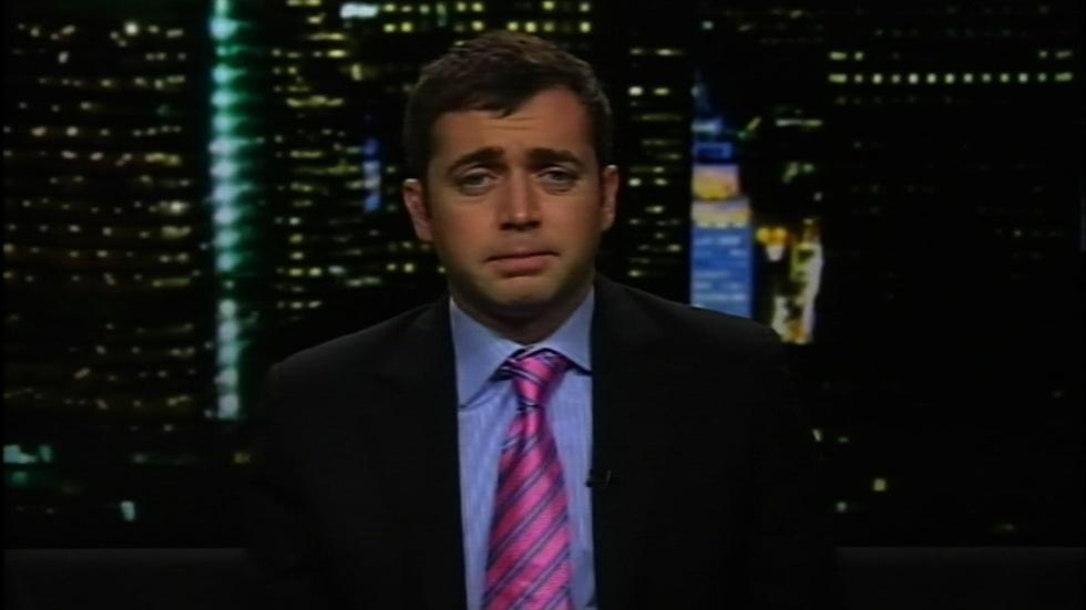Investigative journalist Michael Hastings image