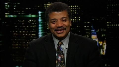 Tavis Smiley -- Astrophysicist Neil deGrasse Tyson