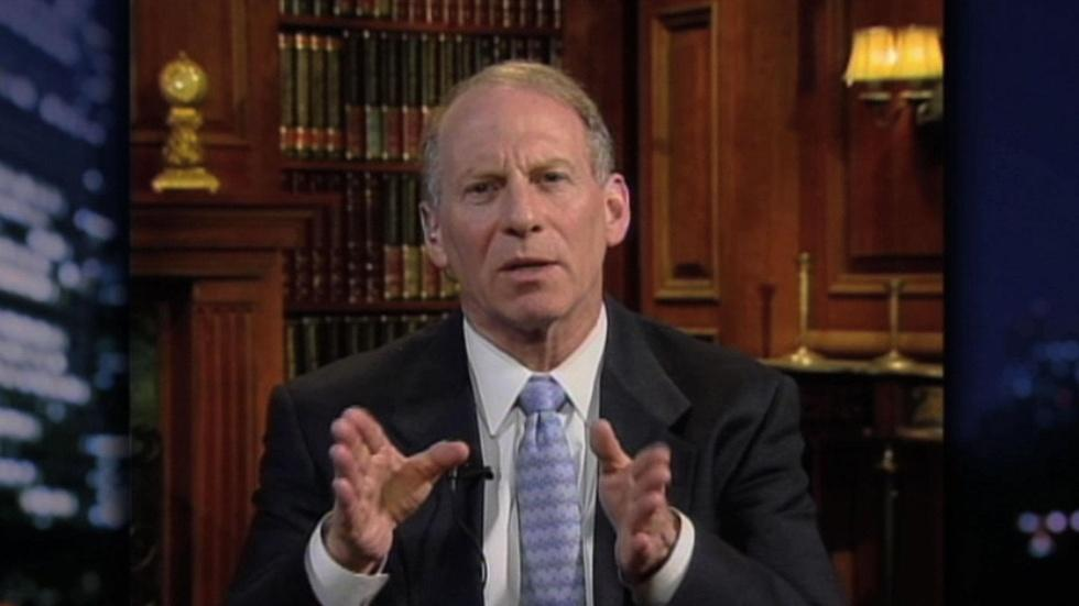 Council on Foreign Relations President Richard Hass image