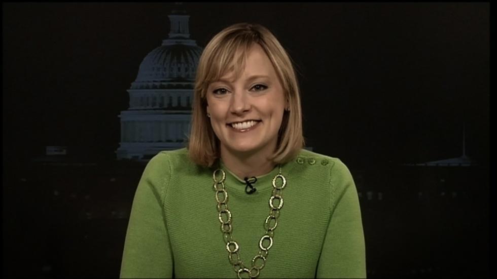 POLITICO's Anna Palmer image