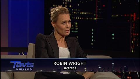 Tavis Smiley -- Actress Robin Wright