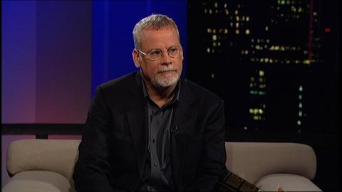 Tavis Smiley -- Best-selling mystery writer Michael Connelly