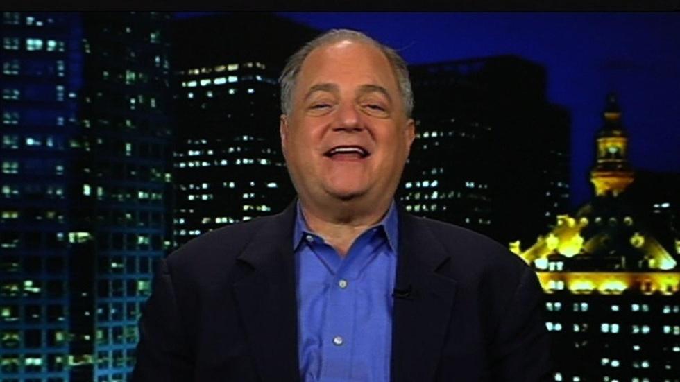 Columnist Frank Rich image
