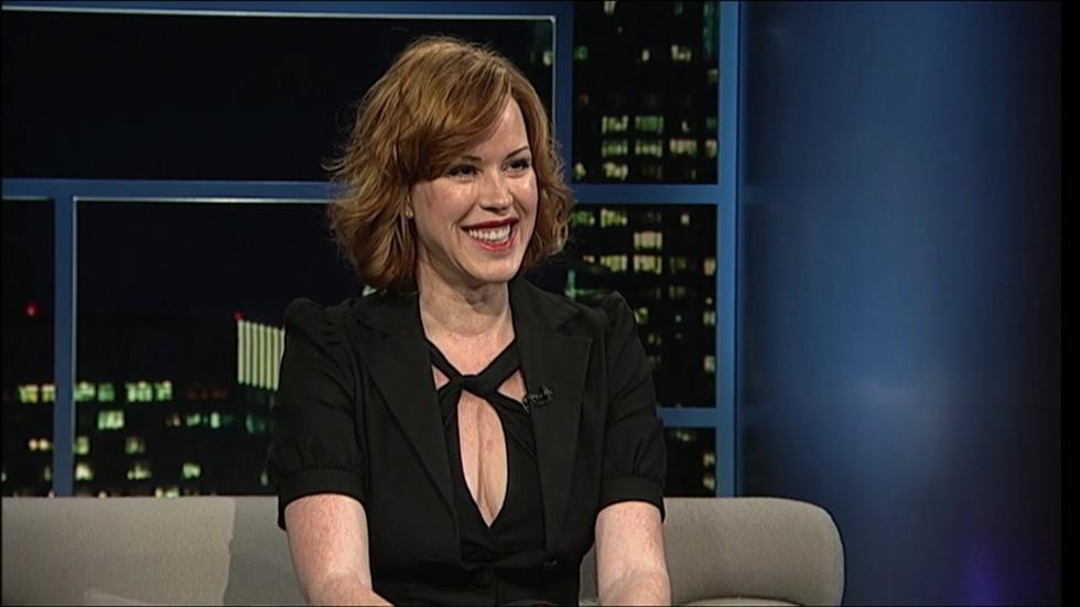 Actress-singer-writer Molly Ringwald image