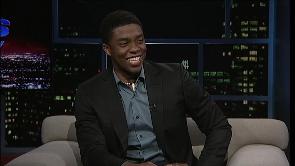 Actor Chadwick Boseman image