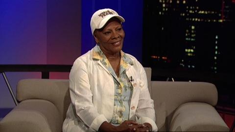 Tavis Smiley -- Grammy-winning Legend Dionne Warwick