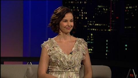 Tavis Smiley -- Actress Ashley Judd