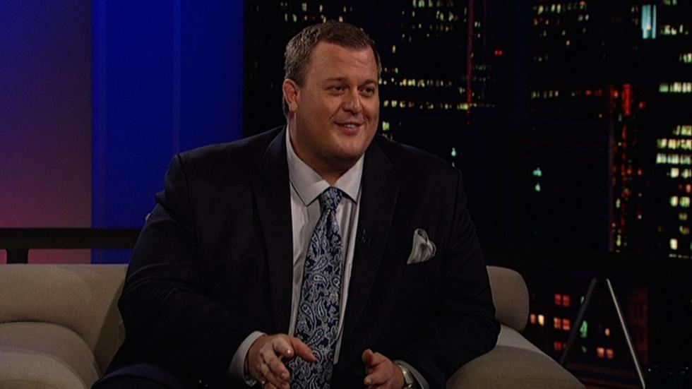 Comedian-actor Billy Gardell image
