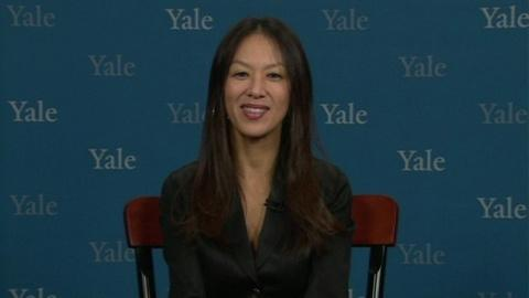 Tavis Smiley -- Yale Law Professor Amy Chua