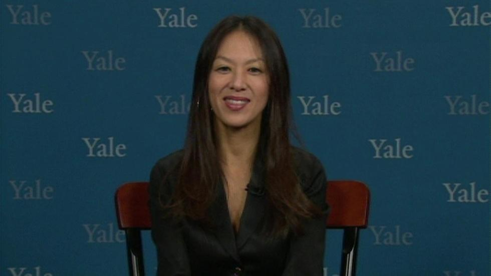 Yale Law Professor Amy Chua image