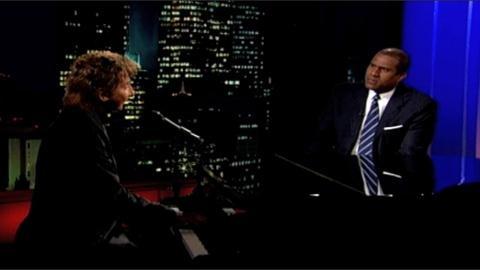 Tavis Smiley -- Music icon Barry Manilow