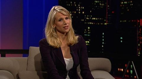 Tavis Smiley -- Actress Lucy Punch