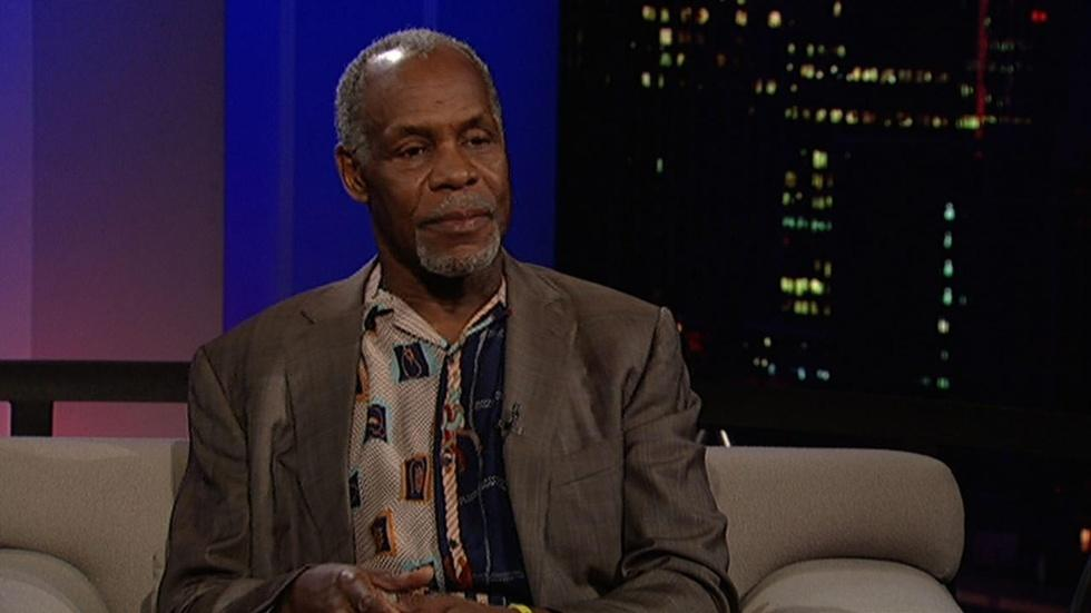Actor-producer-activist Danny Glover image