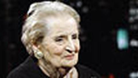 Tavis Smiley -- Madeleine Albright: Wednesday