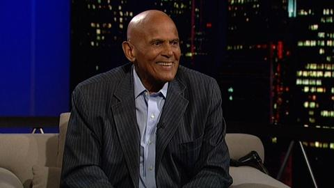 Tavis Smiley -- Actor-activist Harry Belafonte, Part 2
