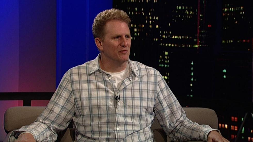 Actor-director Michael Rapaport image