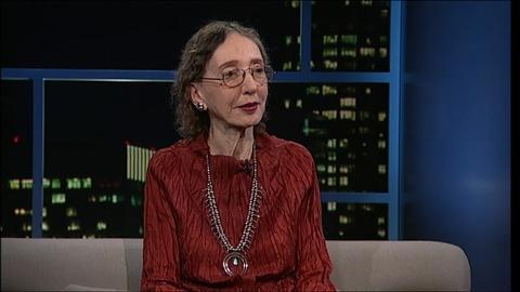 Tavis Smiley -- Writer Joyce Carol Oates