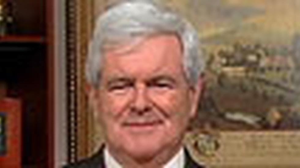 Newt Gingrich: Monday, 1/25/10 image