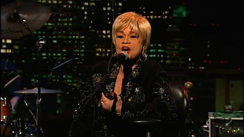 Tavis Smiley -- Etta James Tribute