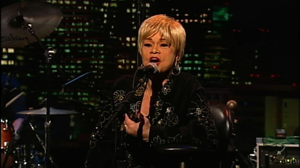 Etta James Tribute image
