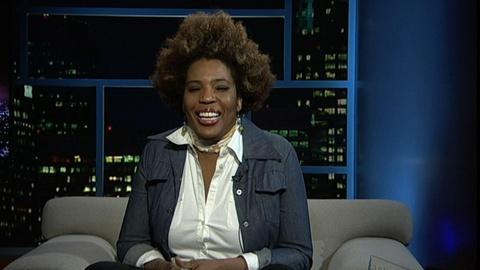 Tavis Smiley -- Singer-songwriter Macy Gray