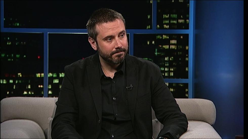 Investigative journalist Jeremy Scahill image