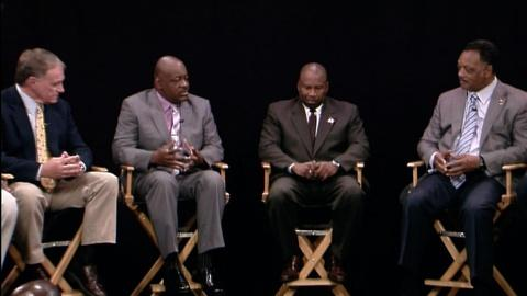 Tavis Smiley -- Innocence Project Panel Discussion Part 2