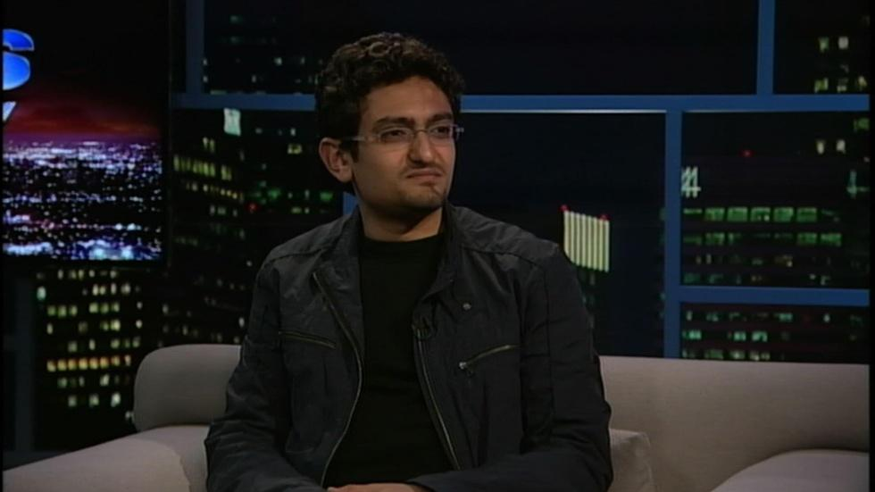 Internet activist Wael Ghonim, Part 1 image
